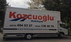 Kozcuoğlu İstanbul Evden Eve Nakliyat Aracı -2