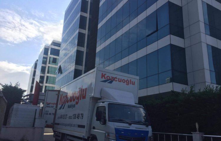 kozcuoglu istanbul evden eve nakliye firmasi