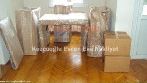 kozcuoğlu istanbul evden eve nakliyat eşya Ambalaj ve Paketleme depolama