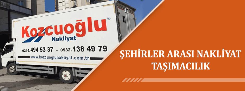 şehirler arası nakliyat taşıma İstanbul şehirlerarası evden eve nakliyat firması