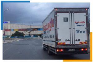 İstanbul Ev Taşıma Aracı evden eve nakliyat kamyonları