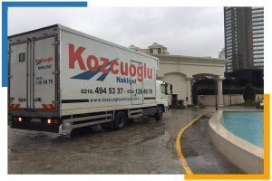 İstanbul ev taşıma kamyonu Araç kiralama
