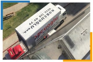 Kozcuoğlu Ev Taşıma Aracı evden eve nakliye kamyonu kiralamak