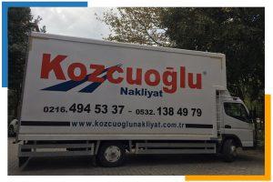 Kozcuoğlu Nakliyat nakliye aracı