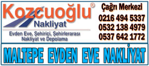 İstanbul Maltepe Evden Eve Nakliyat - Kozcuoğlu Maltepe Nakliyat Şirketleri