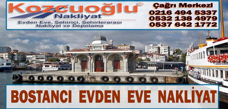 Bostancı Evden Eve Nakliyat Taşımacılık İstanbul Bostancı Nakliyat Taşımacılık Hizmetleri
