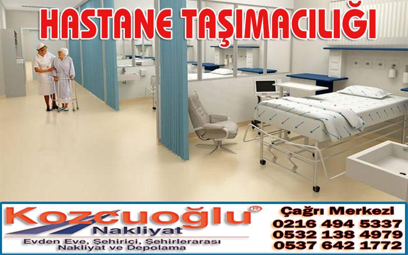 Hastane Taşımacılığı İstanbul Bursa Ankara İzmir kozcuoğlu nakliyat
