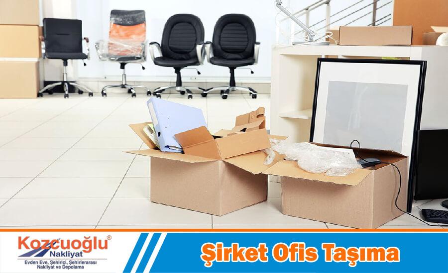 Ofis Taşımacılığı İstanbul ofis şirket taşıma firması