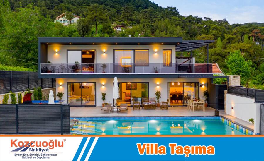 Villa Taşıma İstanbul villa taşımacılığı şirketi Sigortalı Nakliye hizmeti