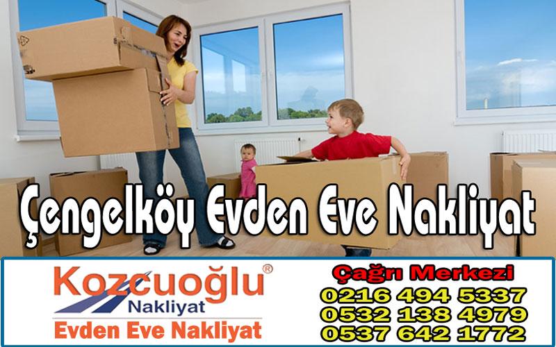 Çengelköy Evden Eve Nakliyat