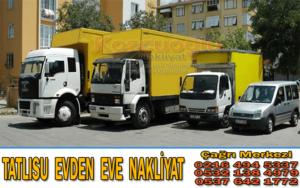 İstanbul Tatlısu Evden Eve Nakliyat