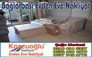 Bağlarbaşı Evden Eve Nakliyat - Kozcuoğlu İstanbul Bağlarbaşı Nakliyat Şirketi