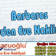 Barbaros Evden Eve Nakliyat Fiyatları - İstanbul Kozcuoğlu Barbaros Nakliyat