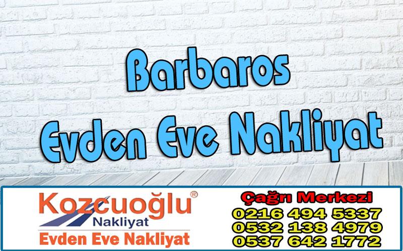 Barbaros Evden Eve Nakliyat
