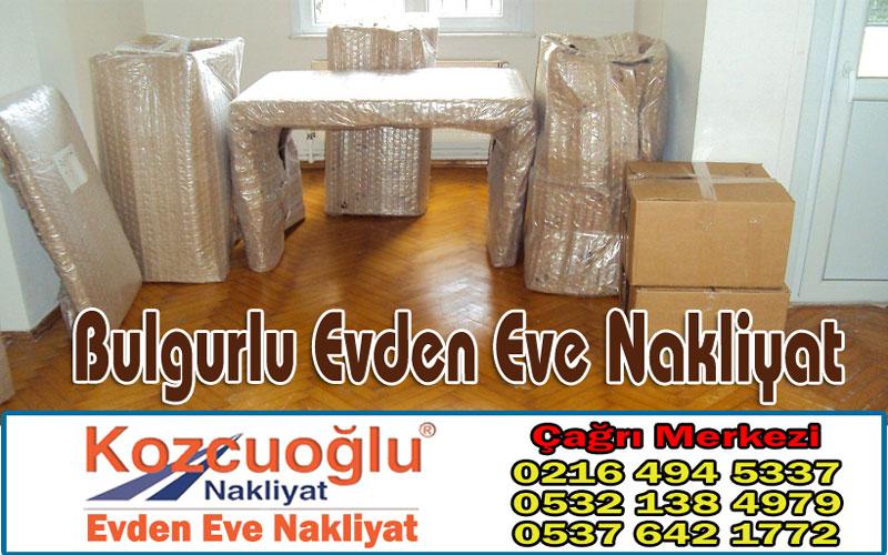 Bulgurlu Evden Eve Nakliyat