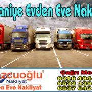 Burhaniye Evden Eve Nakliyat - Kozcuoğlu İstanbul Burhaniye Nakliyat Firmaları