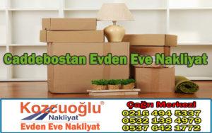 Caddebostan Evden Eve Nakliyat Firmaları - İstanbul Caddebostan Nakliyat Taşıma