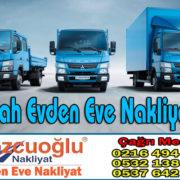 Ferah Evden Eve Nakliyat - Kozcuoğlu İstanbul Ferah Nakliyat Firması