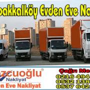 Küçükbakkalköy Evden Eve Nakliyat - İstanbul Küçükbakkalköy Nakliyat Firmaları ve Fiyatları