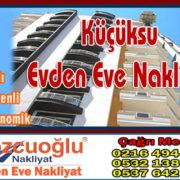 Küçüksu Evden Eve Nakliyat - Kozcuoğlu İstanbul Küçüksu Nakliye Fiyatları
