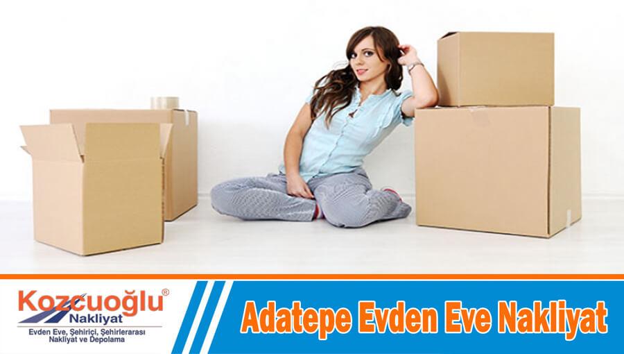 Adatepe evden eve nakliyat İstanbul Adatepe nakliyat firması ev taşıma hizmetleri