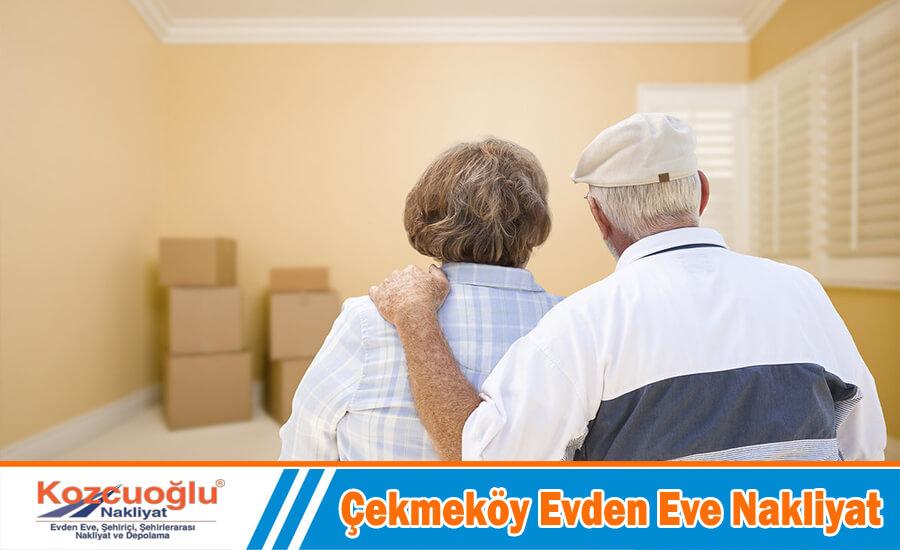Çekmeköy evden eve nakliyat İstanbul çekmeköy nakliyat şirketi taşımacılık hizmeti