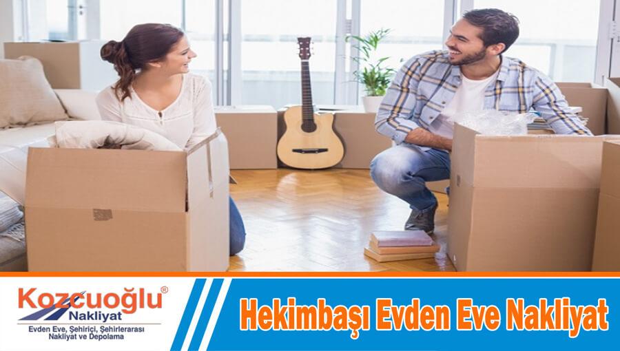 Hekimbaşı evden eve nakliyat İstanbul hekimbaşı nakliyat şirketi taşıma hizmeti