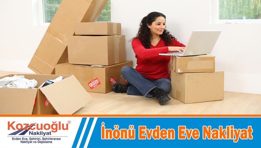 İnönü evden eve nakliyat İstanbul İnönü nakliyat firması taşıma şirketleri