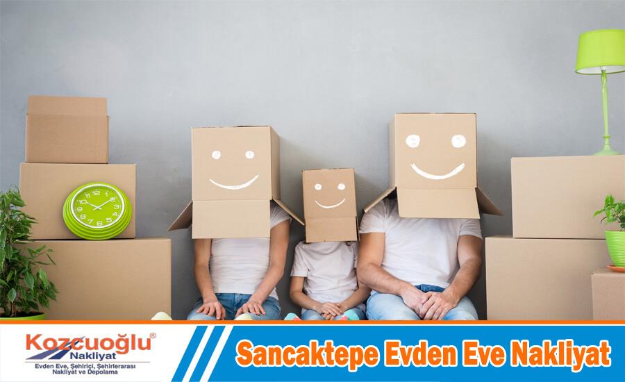 Sancaktepe evden eve nakliyat İstanbul Sancaktepe Nakliyat Firması Taşımacılık Hizmeti