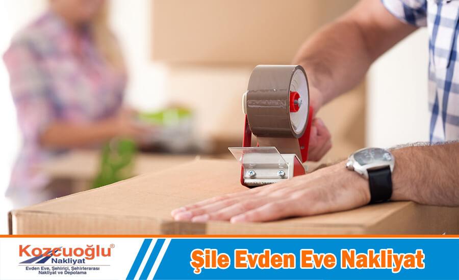 Şile evden eve nakliyat firması Sigortalı İstanbul şile nakliyat hizmetleri