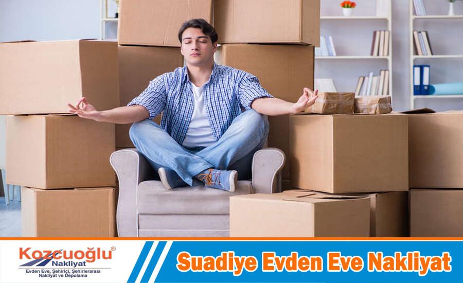 Suadiye evden eve nakliyat İstanbul suadiye nakliyat firması ev taşıma