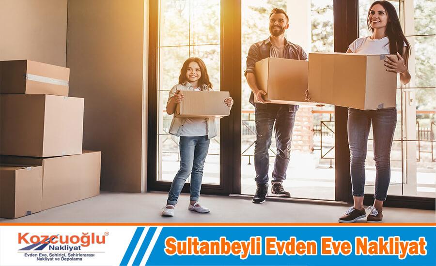 Sultanbeyli evden eve nakliyat İstanbul Sultanbeyli nakliyat şirketi taşıma hizmetleri