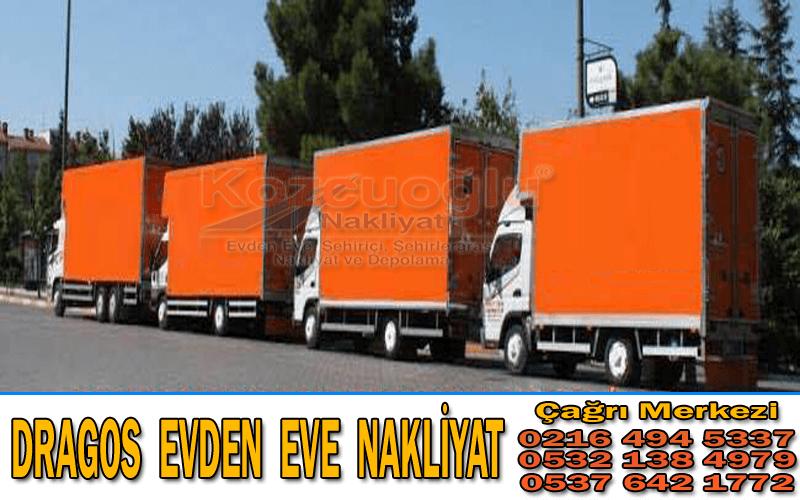Dragos Evden Eve Nakliyat