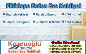 Fikirtepe Evden Eve Nakliyat Şirketi İstanbul Kadıköy Fikirtepe Nakliyat Şirketi