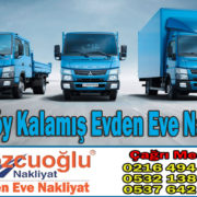 Kadıköy Kalamış Evden Eve Nakliyat Taşımacılık - Kalamış Nakliyat Firması