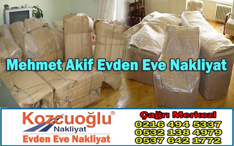 Mehmet Akif Evden Eve Nakliyat