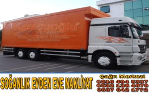 İstanbul Soğanlık Evden Eve Nakliyat