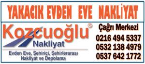 Yakacık Evden Eve Nakliyat - Kozcuoğlu İstanbul Yakacık Nakliyat Taşıma