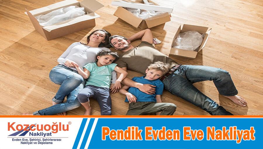 Pendik Evden Eve Nakliyat Taşımaıclık - İstanbul Kozcuoğlu Nakliyat