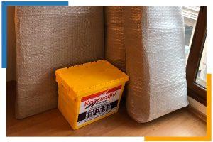 Evden eve nakliye şirketi eşya ambalaj paketleme Kozcuoğlu evden eve nakliyat firması