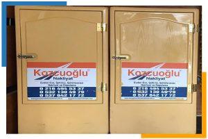 İstanbul ev nakliye eşya kolileme askılı eşya taşıma dolabı Kozcuoğlu Nakliyat şirketi