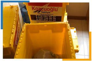 İstanbul evden eve nakliyat paketleme Kozcuoğlu Nakliyat paketleme ambalajlama işleri