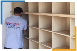 İstanbul mobilya montaj kurulum nakliye şirketi Kozcuoğlu evden eve nakliyat