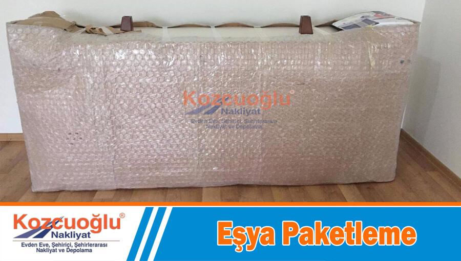 Eşya Paketleme İstanbul eşya paketleme ambalajlama firması Kozcuoğlu Nakliyat