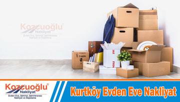 Kurtköy evden eve nakliyat İstanbul Kurtköy nakliyat firması Pendik Kurtköy nakliyat