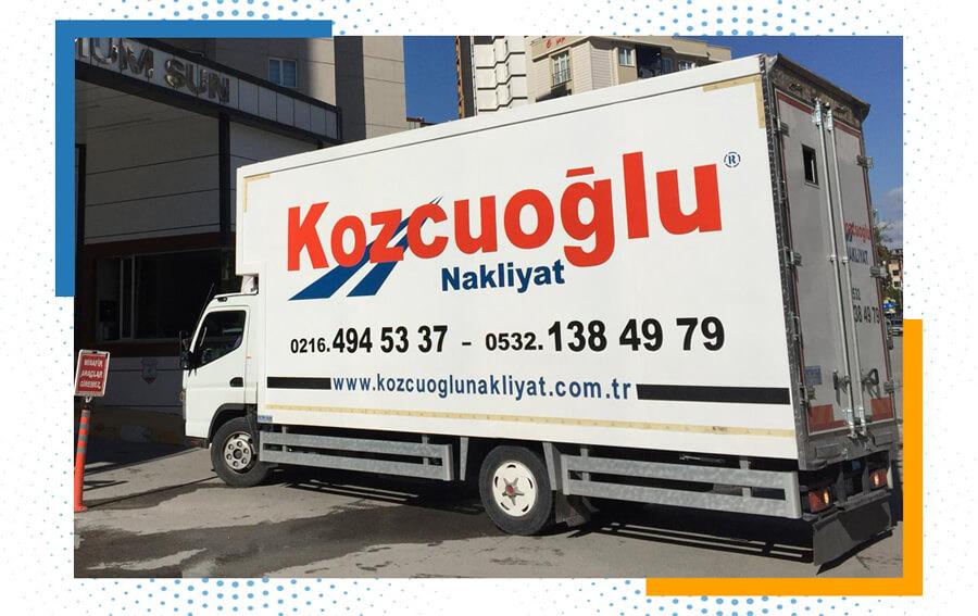 Kurumsal evden eve nakliyat şirketi Kurumsal ev taşıma firması Kozcuoğlu evden eve nakliyat holding