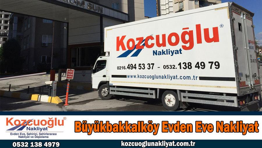 Büyükbakkalköy evden eve nakliyat İstanbul Büyükbakkalköy nakliyat ev taşıma şirketi