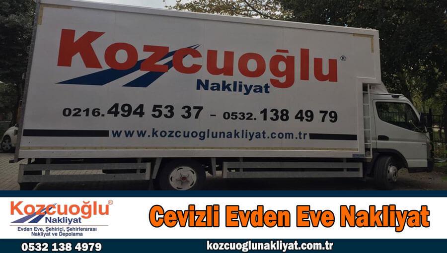 Cevizli evden eve nakliyat İstanbul maltepe cevizli nakliyat şirketi