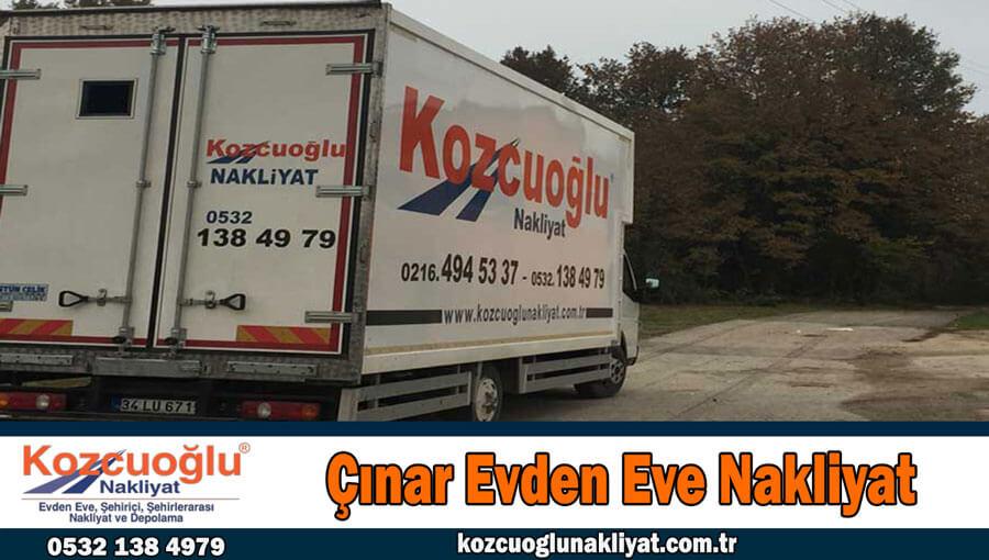 Çınar evden eve nakliyat İstanbul çınar nakliyat ev taşıma firması