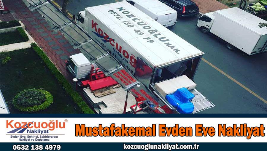 Mustafakemal evden eve nakliyat İstanbul Mustafa kemal nakliye şirketi